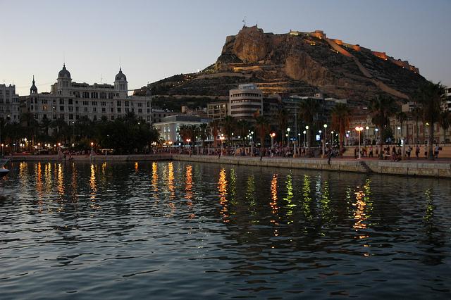 Alicante Spanje