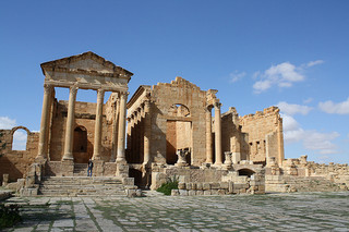 Vakantie in Tunesië