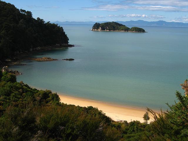 Nieuw-Zeeland Abel Tasman Nationaal Park