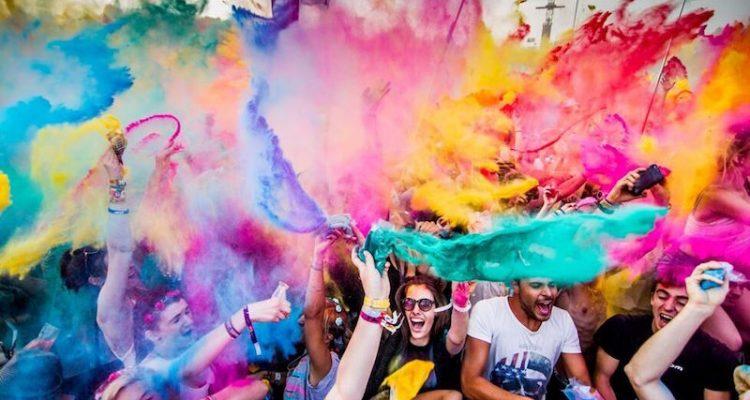 Trend: festivalvakantie voor jongeren wordt volwassen