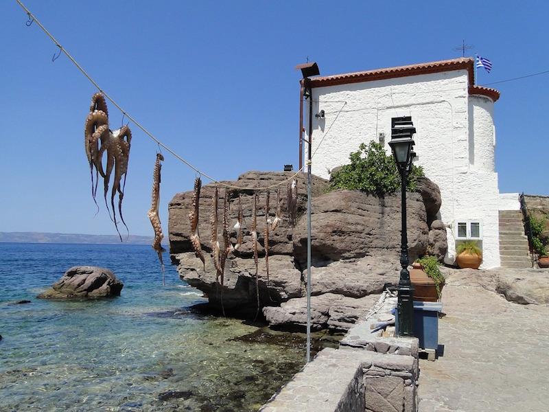 vakantie lesbos griekenland 1