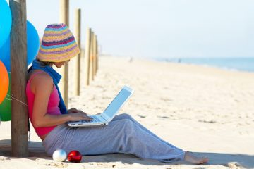 Vakantiegangers meer online